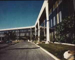 An early picture of the Bannockburn Executive Plaza from more than 30 years ago.
