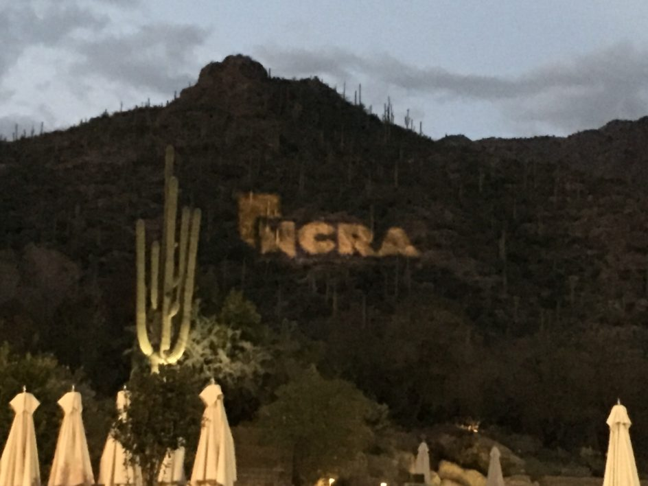 NCRA Firm Owners Conference 2017 Logo on Mountain