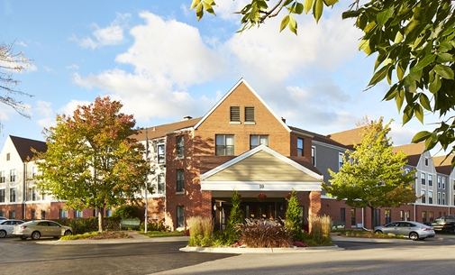 Homewood Suites Lincolnshire