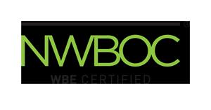 NWBOC WBE Logo